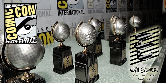 Eisner Awards nominations