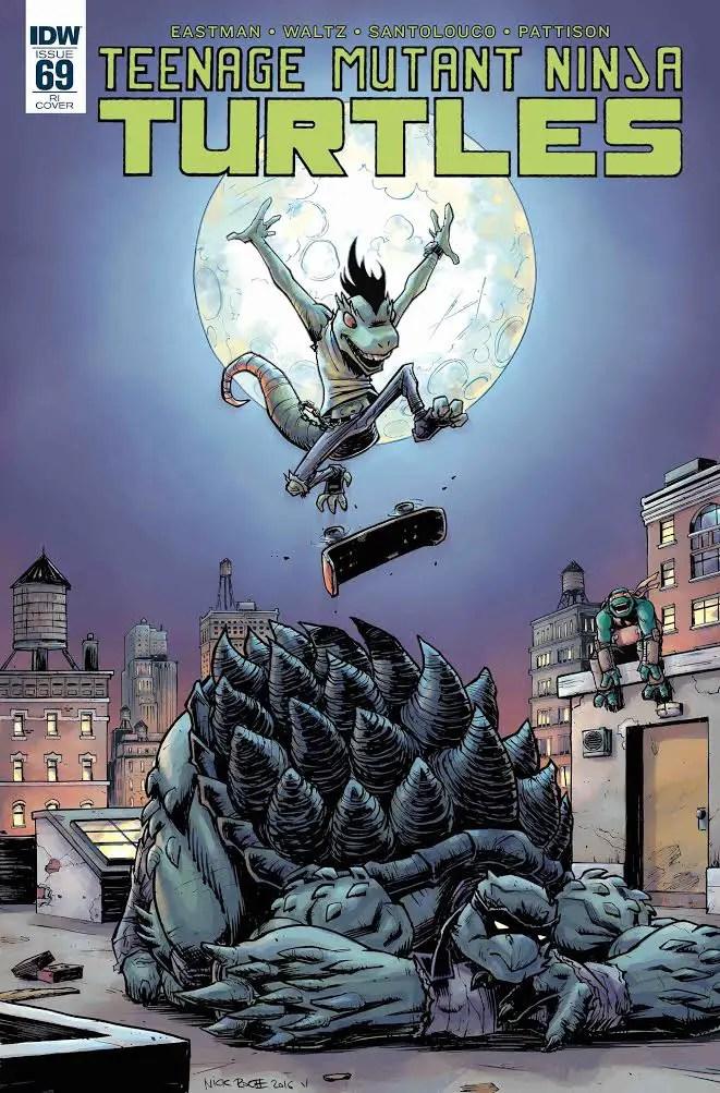 Teenage Mutant Ninja Turtles #69 Review