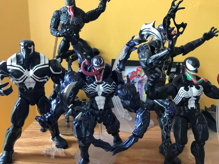 Unboxing/Review: Amazing Yamaguchi Revoltech Venom No.003