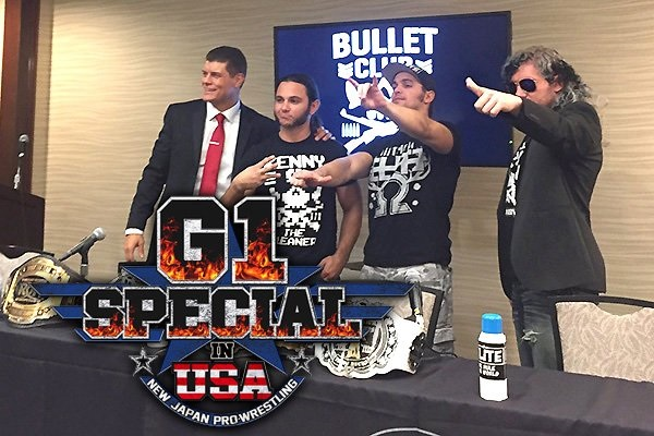 NJPW 'G1 Special in the USA' Preview