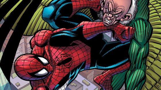 Having first appeared in Amazing Spider-Man #2 (May 1963), Adrian Toomes—the Vulture—is one of Spider-Man's oldest villains. A former electrical engineer and businessman, Toomes became a full-time criminal after inventing his Vulture suit and eventually went to become one of the founding members of the Sinister Six alongside the original line-up of Doctor Octopus, Mysterio, Electro, and Kraven the Hunter. Thus, when I saw that Marvel had assembled a collection of Spider-Man vs. the Vulture comics, I jumped at the opportunity to read and review The Amazing Spider-Man vs. The Vulture.