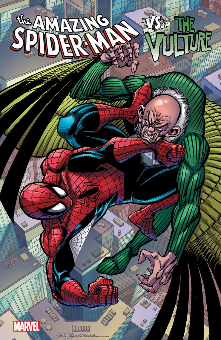 The Amazing Spider-Man vs. The Vulture Review