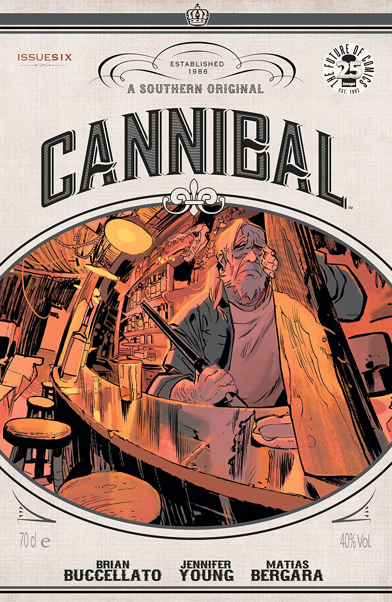 Cannibal #6 Review
