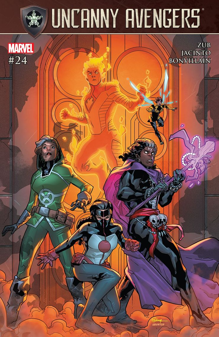 Uncanny Avengers #24 Review