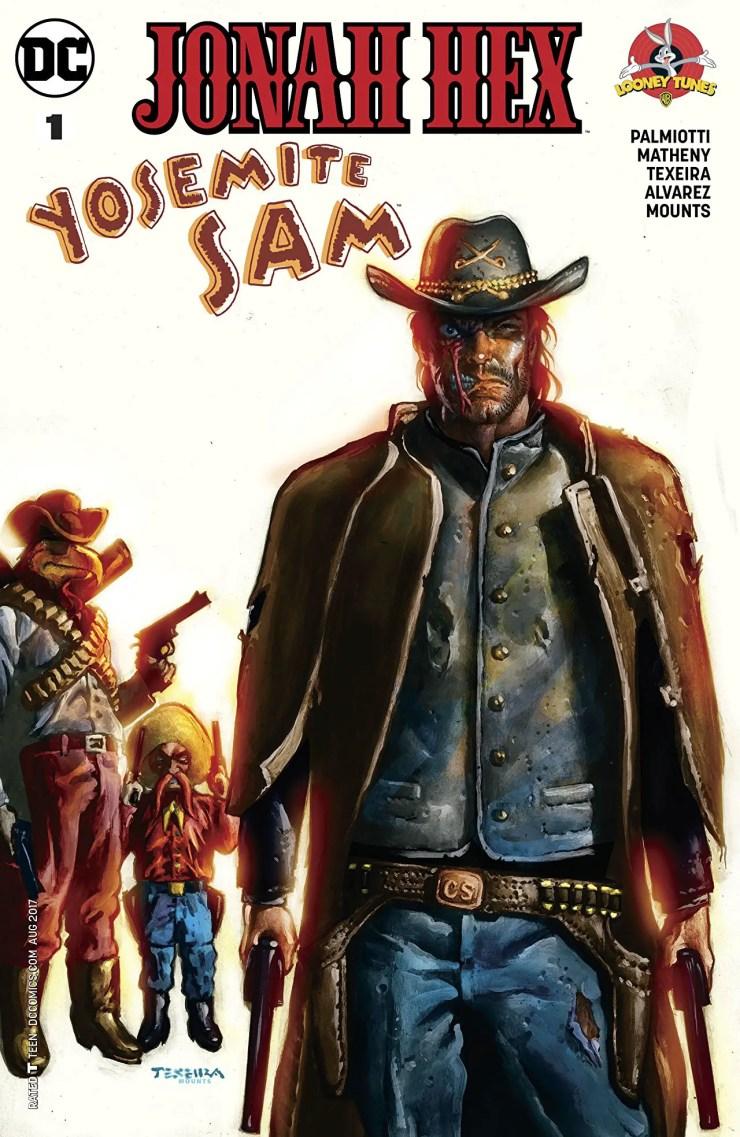 Jonah Hex/Yosemite Sam Special #1 Review