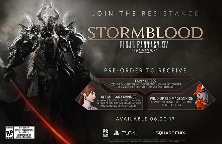Daily Deal: 20% off Final Fantasy XIV: Stormblood