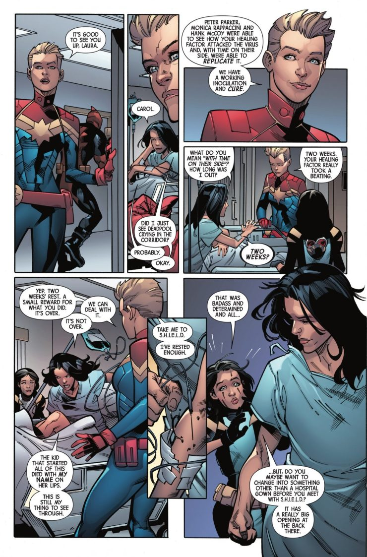 Marvel Preview: All-New Wolverine #22
