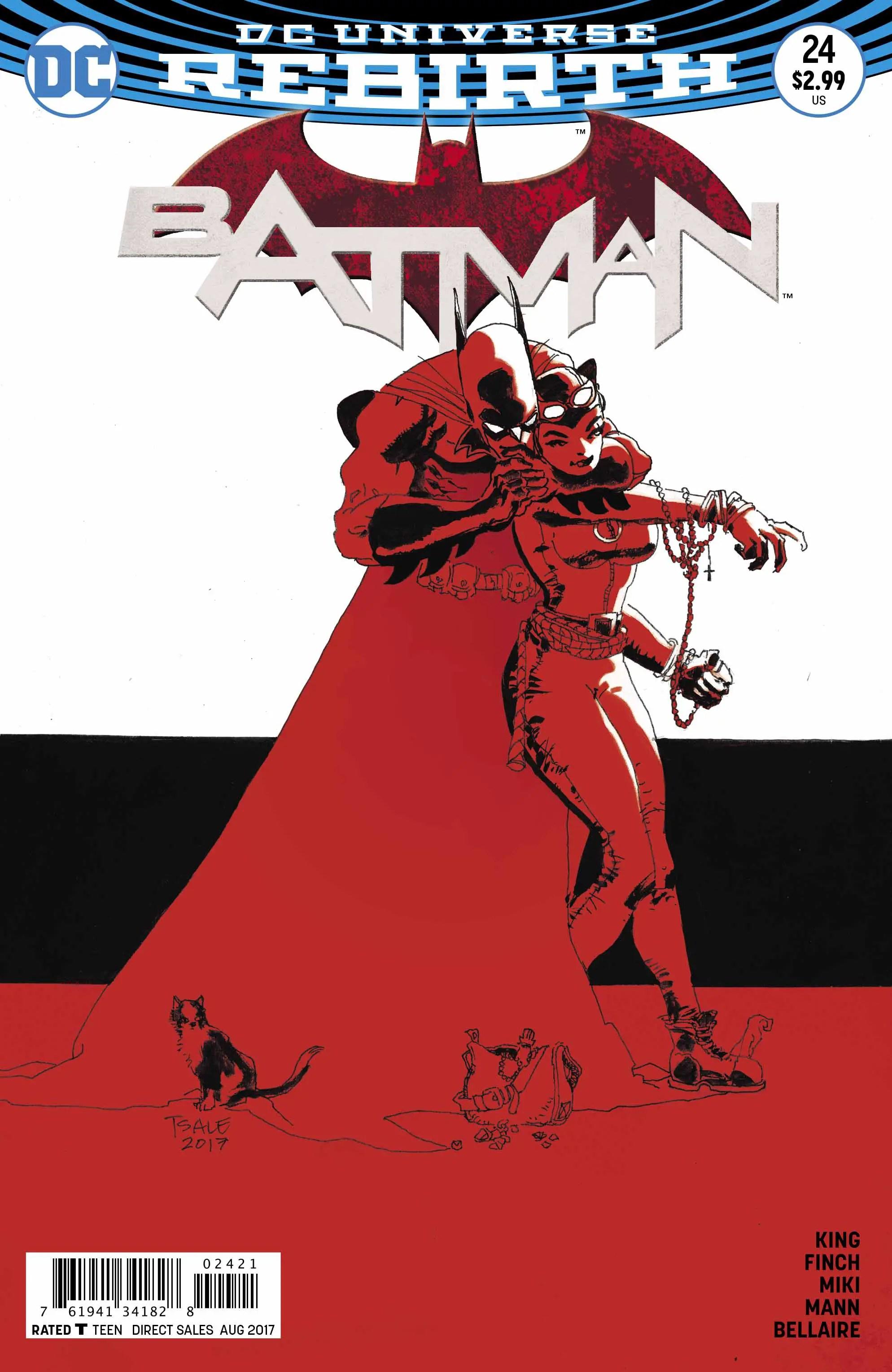 Batman #24 Review