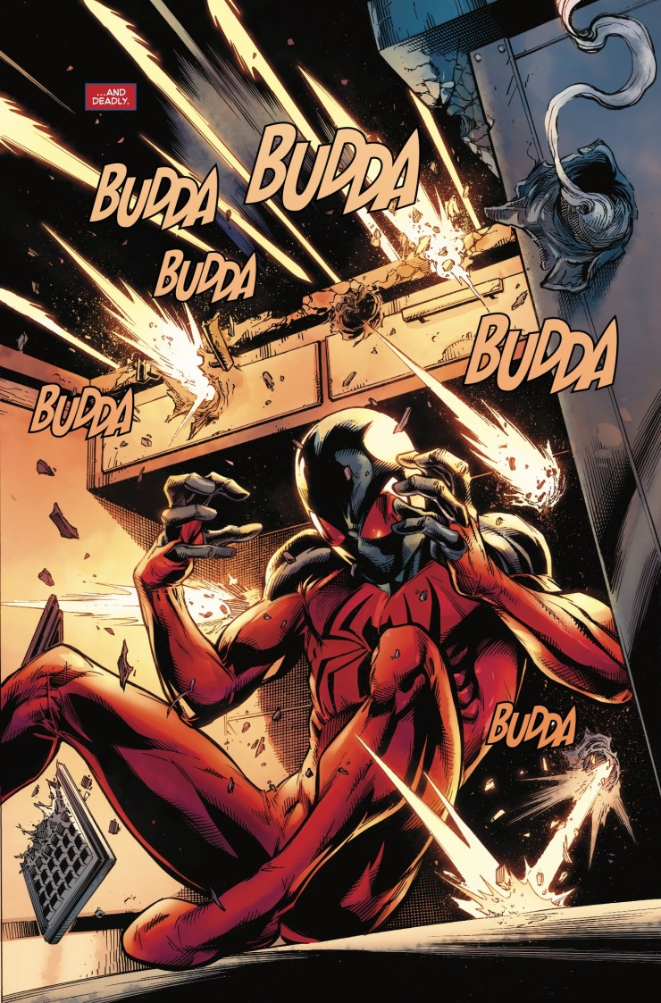 Marvel Preview: Ben Reilly: Scarlet Spider #3