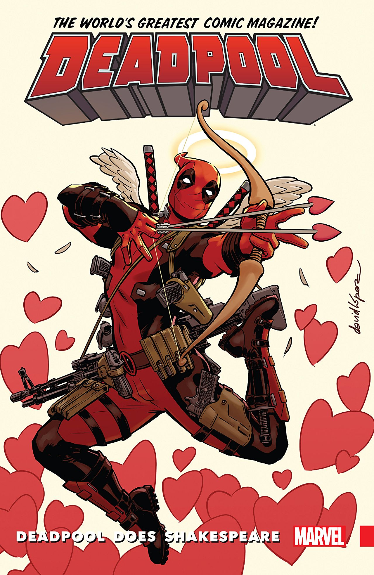 'Deadpool: World's Greatest Vol. 7: Deadpool Does Shakespeare' is a fun, if disconnected collection