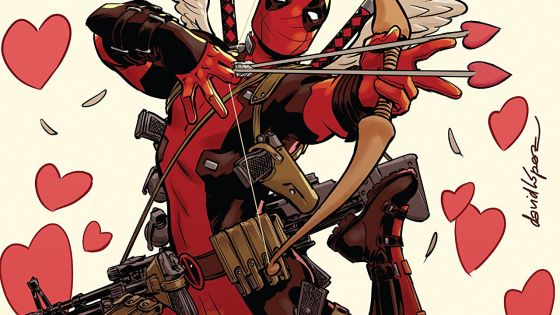 Deadpool takes on Valentine's Day, a potentially evil Steve Rogers, and Shakespeare's most famous tragedies in this collection. Is it good?