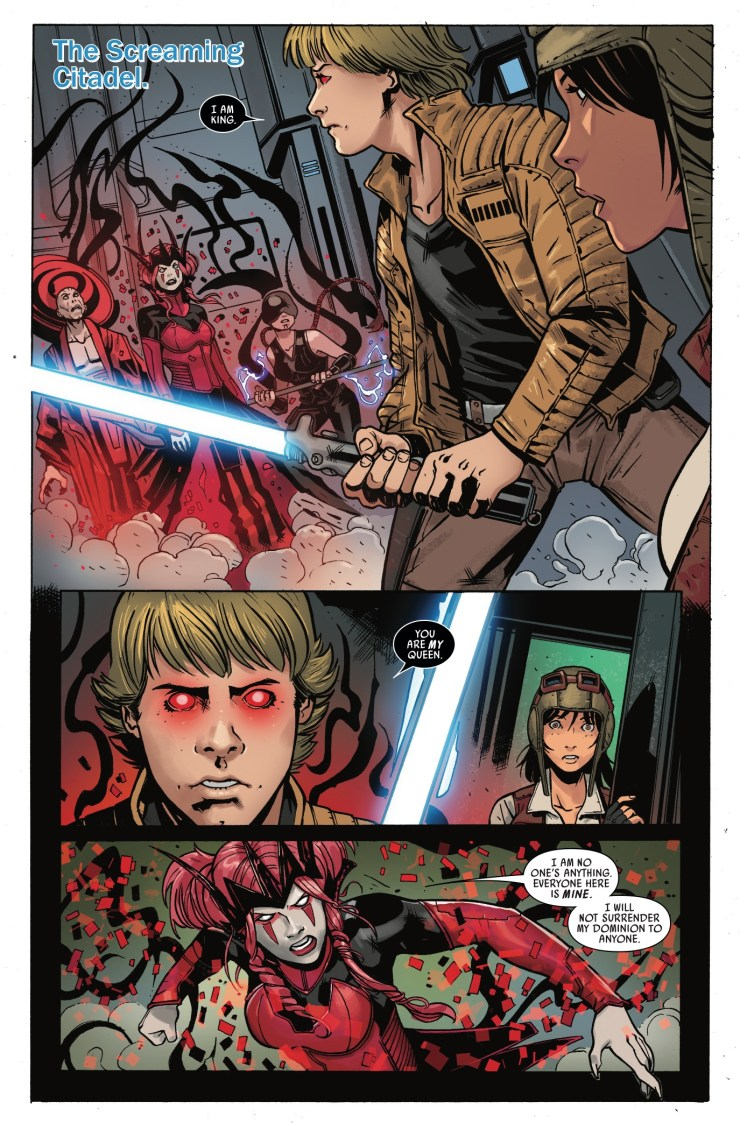 Marvel Preview: Star Wars: Doctor Aphra #8