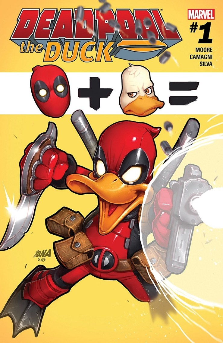 'Deadpool the Duck' Review