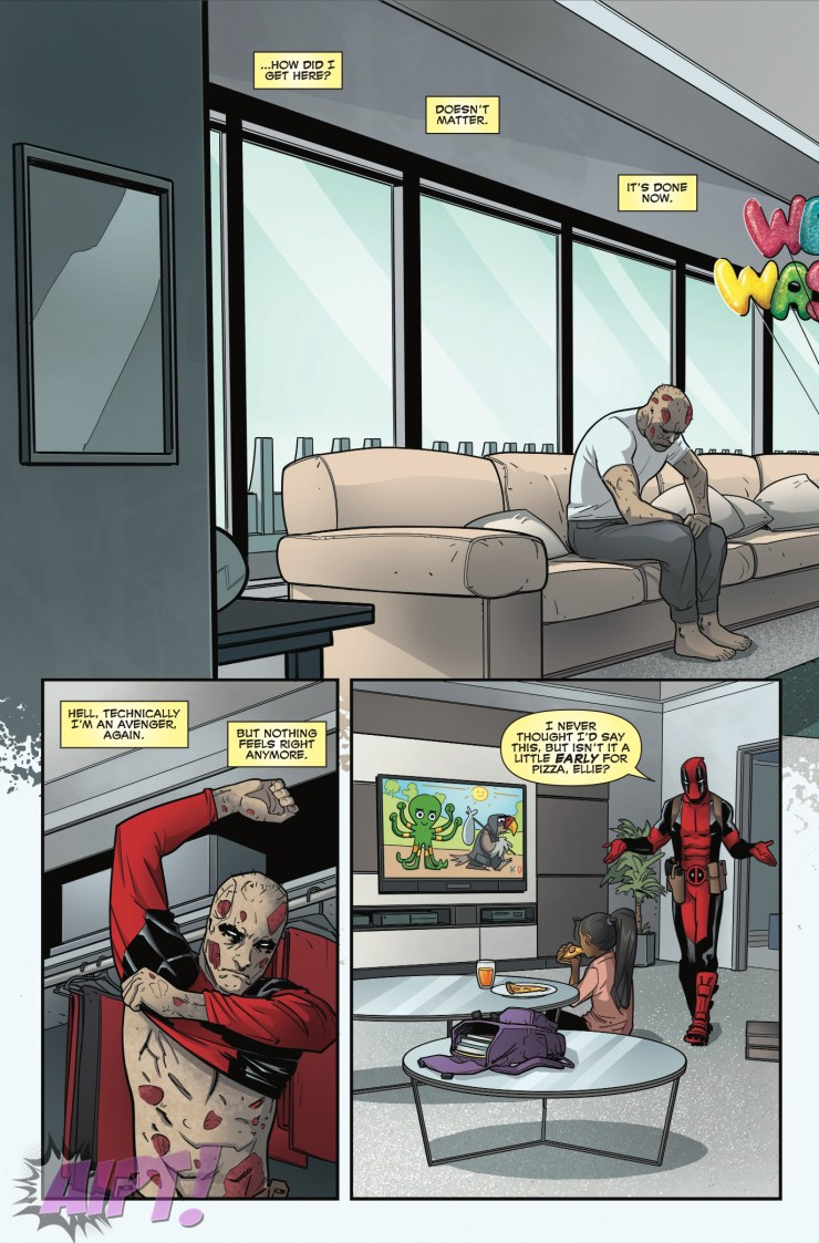 [EXCLUSIVE] Marvel Preview: Deadpool #32