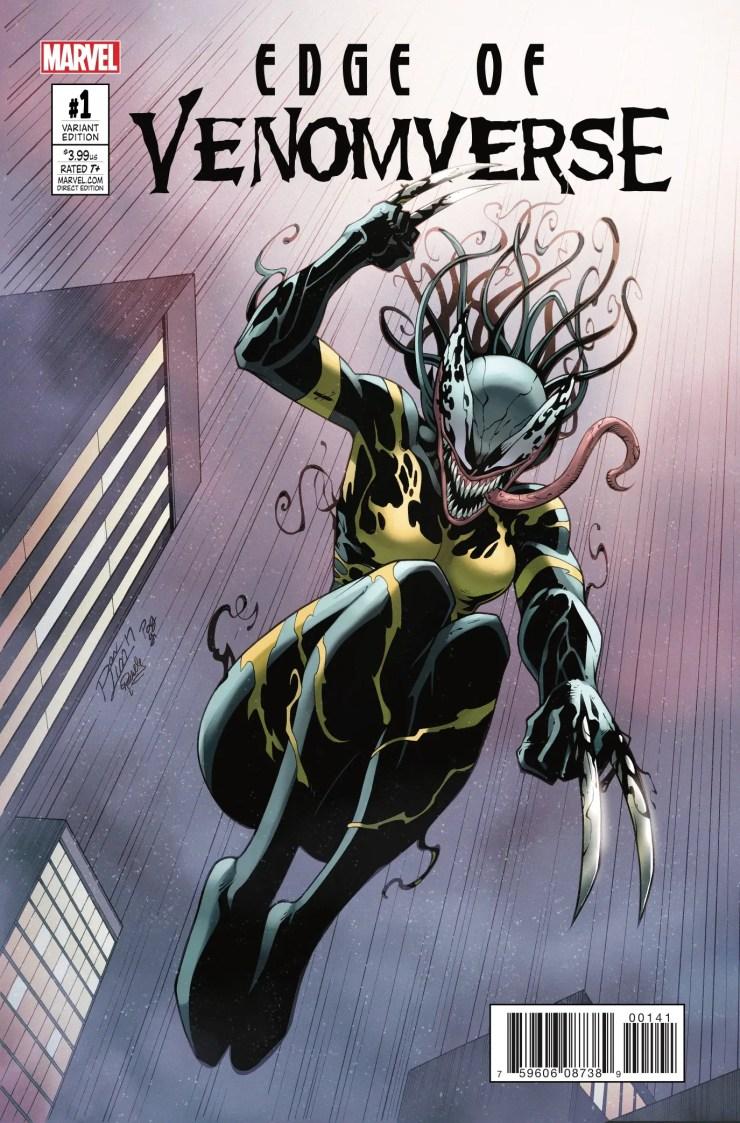 Marvel Preview: Edge of Venomverse #1