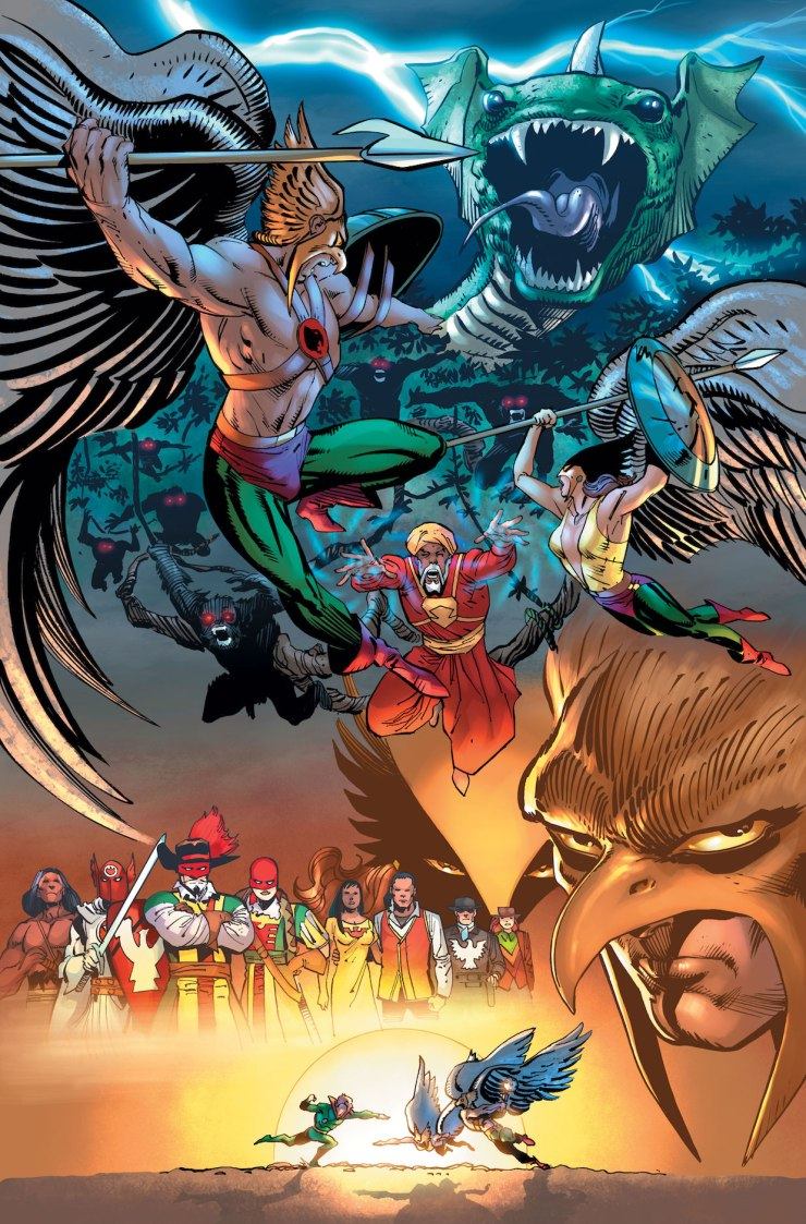 DC Preview: Dark Days: The Forge #1