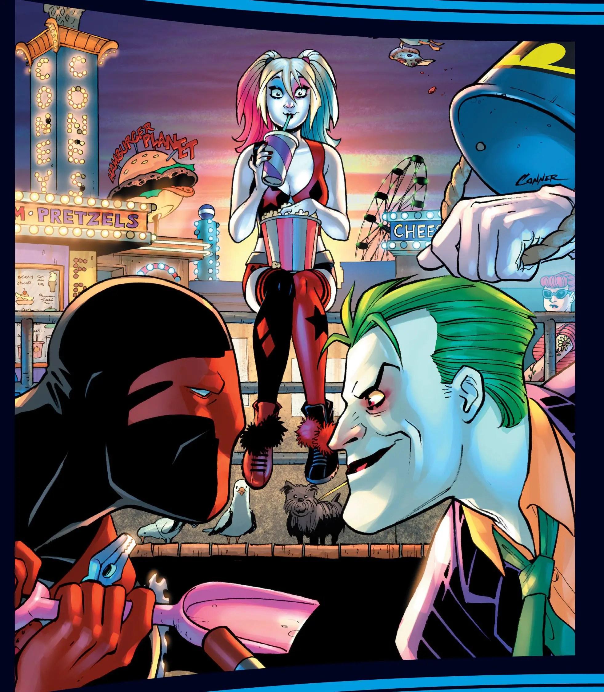 Love stinks: 'Harley Quinn Vol. 2: Joker Loves Harley' review
