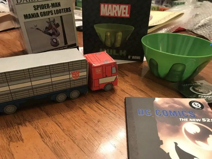 Unboxing: Loot Crate June 2017
