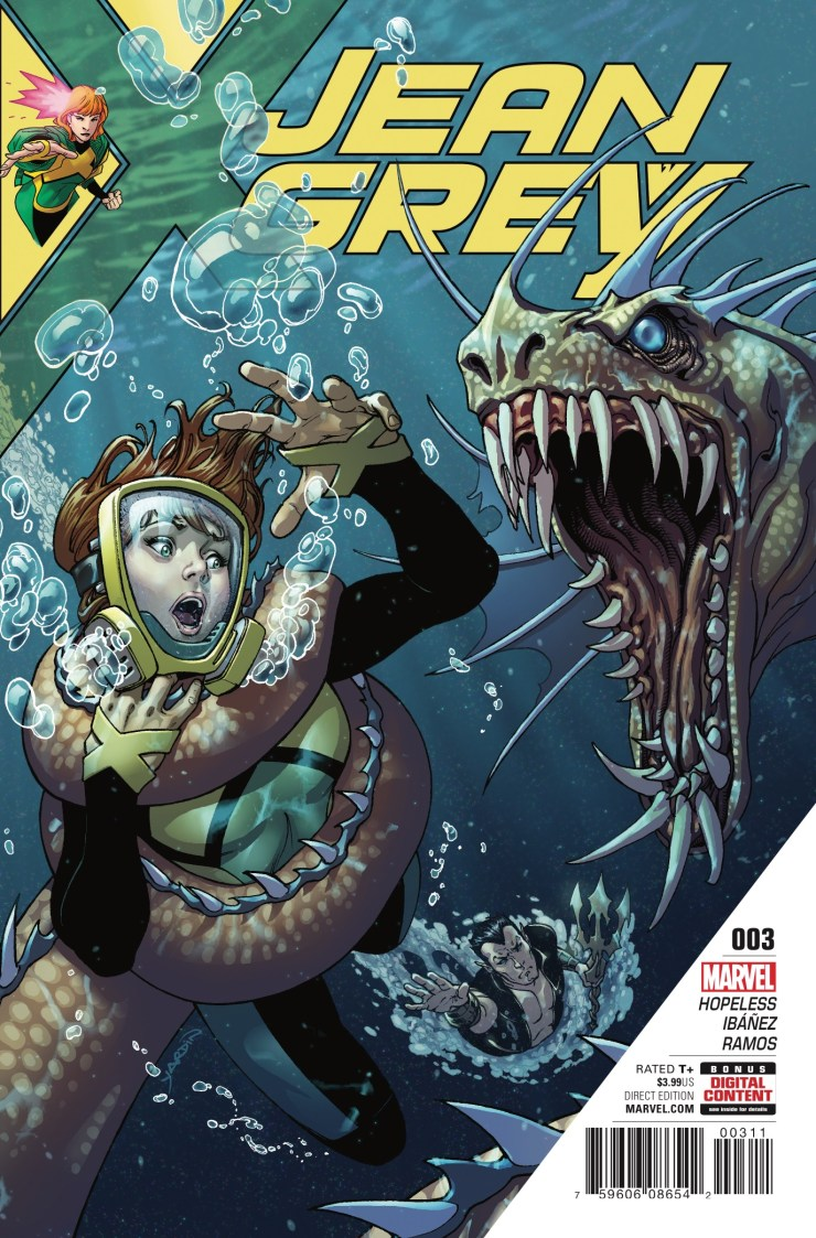 Jean Grey #3 Review