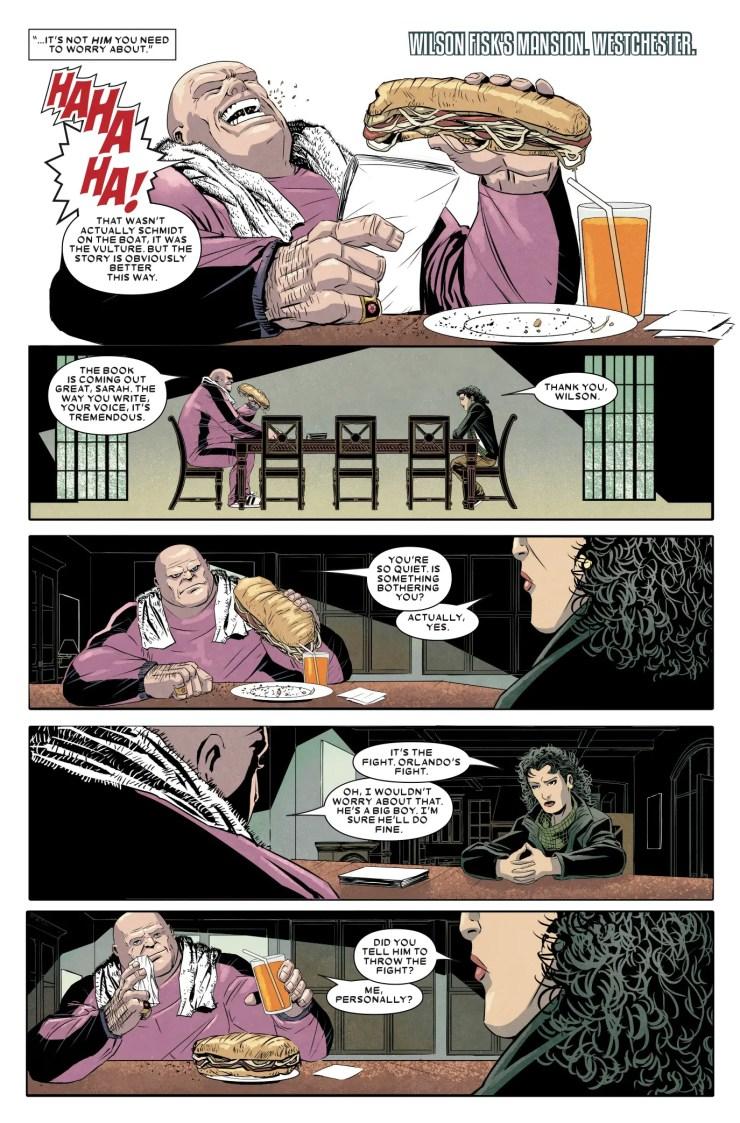 Marvel Preview: Kingpin #5