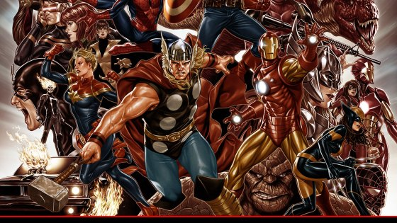 This September, MARVEL LEGACY Changes the Comic Book Industry!