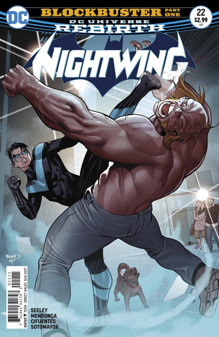 Nightwing #22 Review