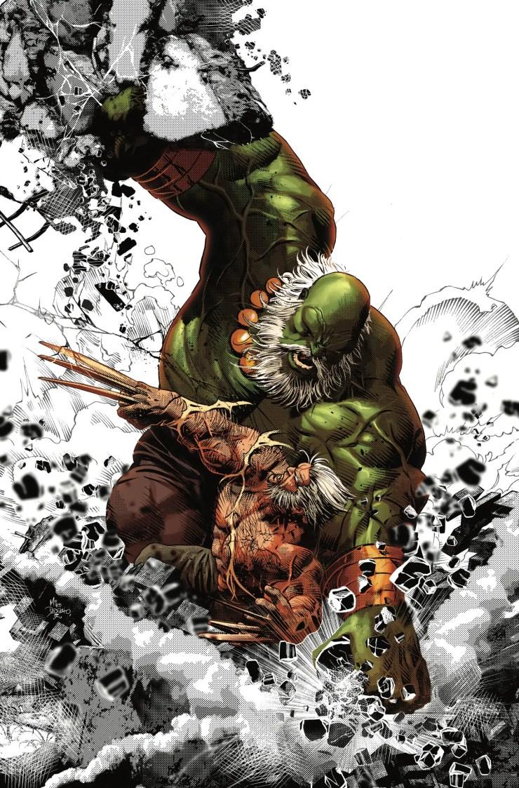 Marvel Preview: Old Man Logan #25