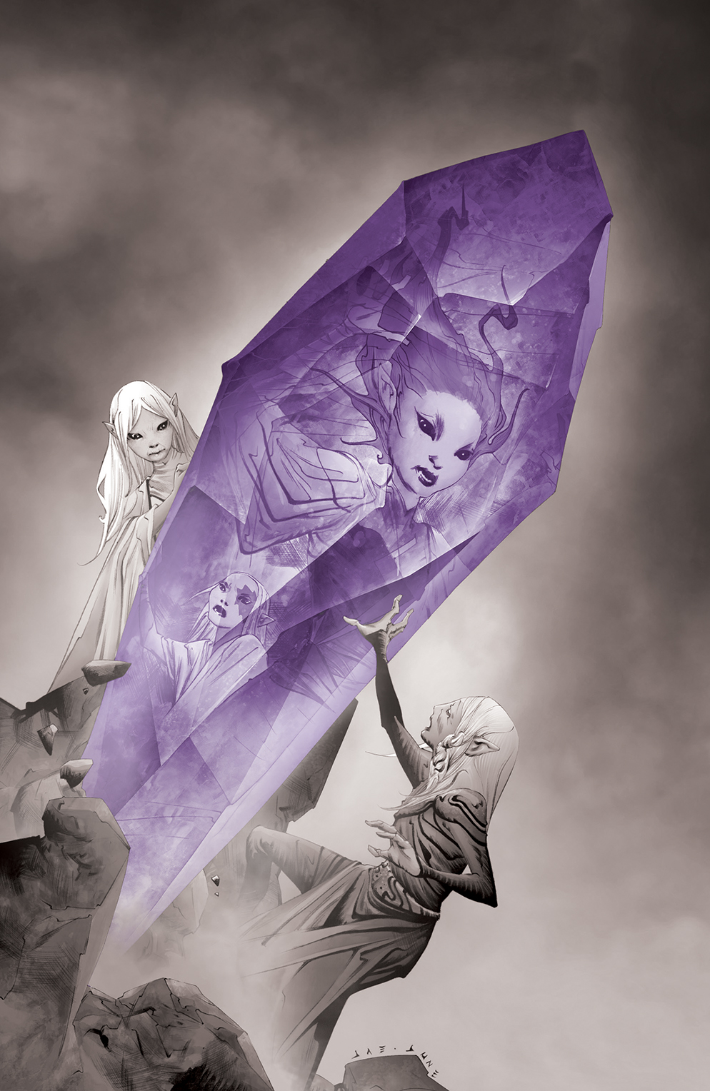 The Power of the Dark Crystal #4 Review