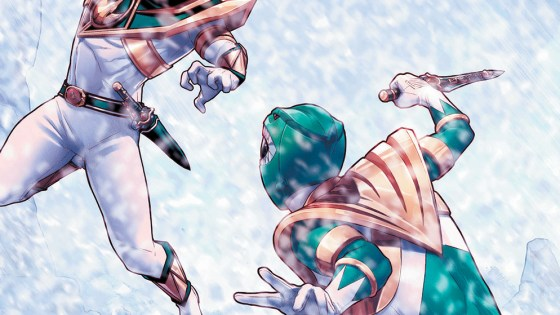 Mighty Morphin Power Rangers #16 Review