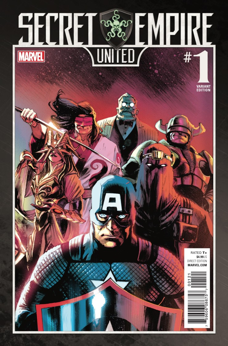 Marvel Preview: Secret Empire: United #1