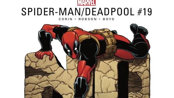 Spider-Man/Deadpool #19 Review