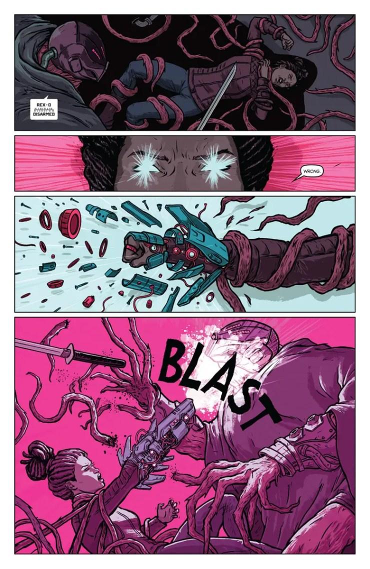 Valiant Preview: Secret Weapons #1