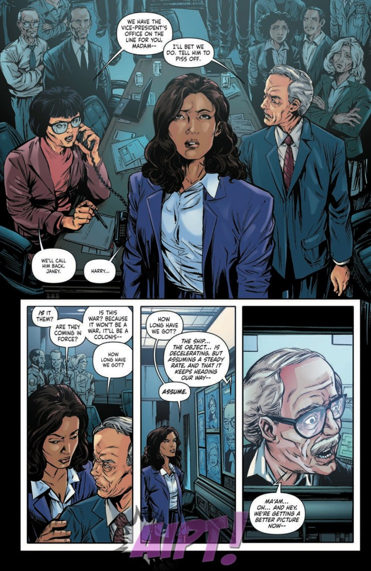 [EXCLUSIVE] IDW Preview: Saucer State #2