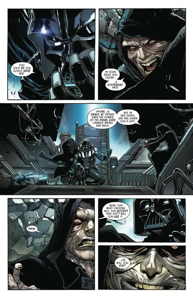 Star Wars: Darth Vader #1 Review