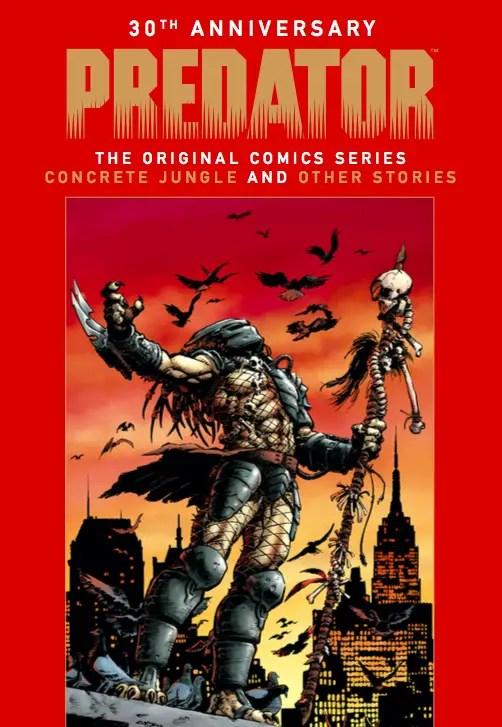 'Predator 30th Anniversary: Original Comics Series 1989-1996' Review