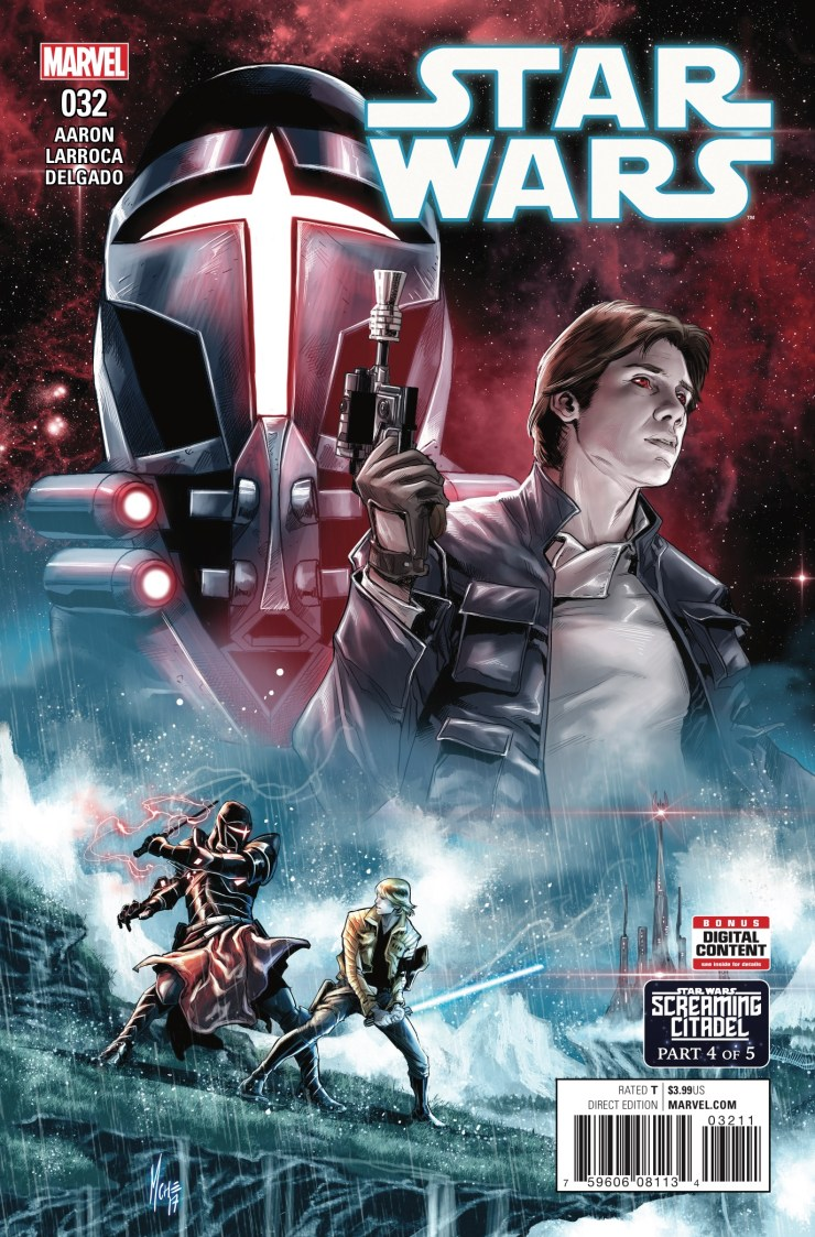 Marvel Preview: Star Wars #32