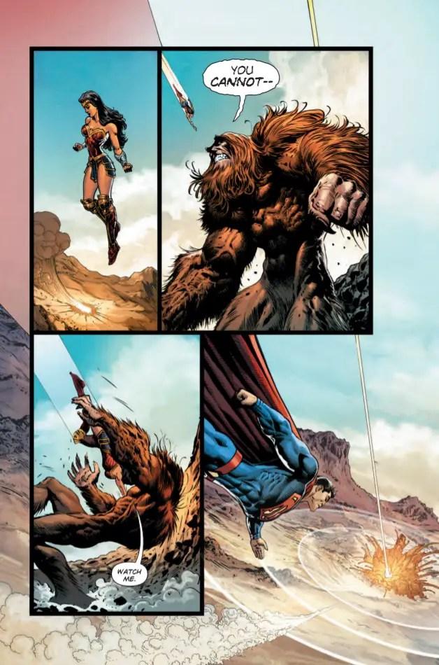 Wonder Woman #25 Review