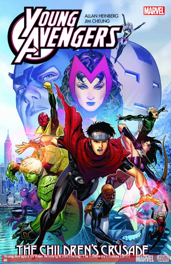 'Young Avengers: The Children's Crusade' is a pivotal story, but it's not perfect