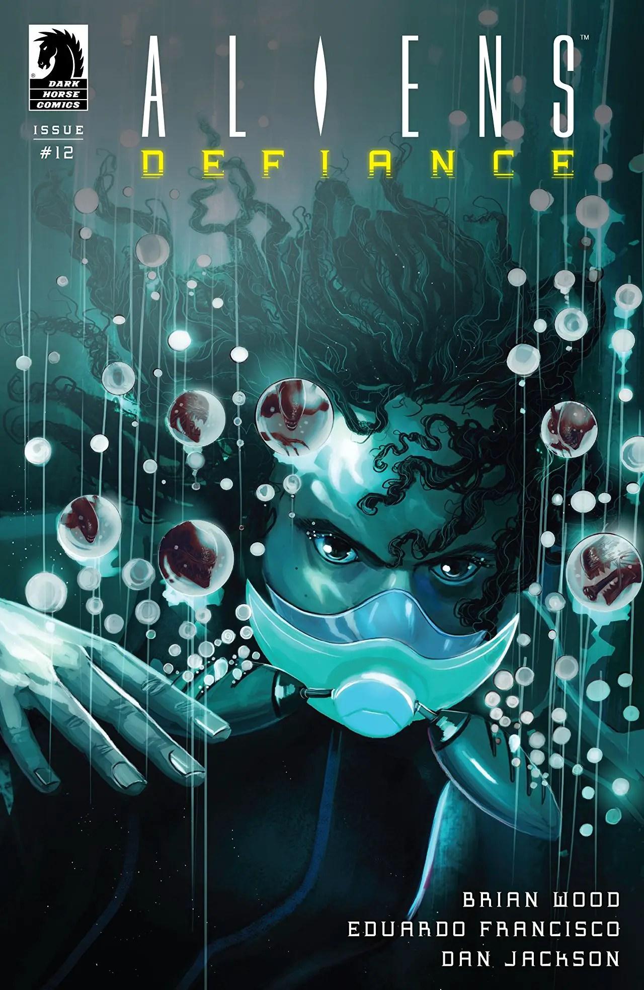 Aliens: Defiance #12 Review