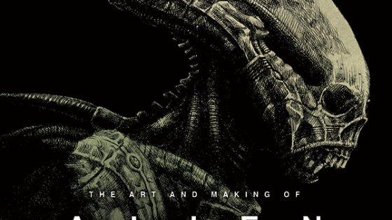 After seeing Alien: Covenant opening night I couldn't help but want to see it all over again simply because it looked so slick. It's still in theaters so it's easy to see it on the big screen again, but what about exploring the art and getting a behind the scenes look? Titan Books has released a book that offers just that and it's a doozy.