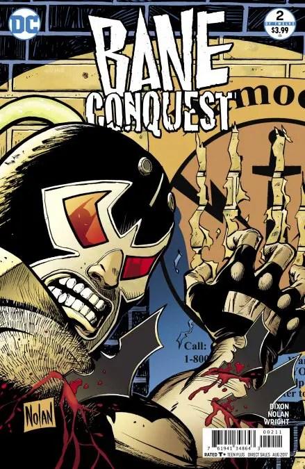 Bane: Conquest #2 Review