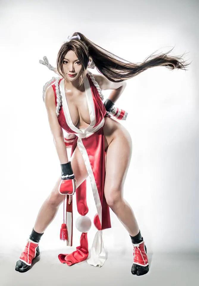 Mai Shiranui Cosplay by Pion Kim