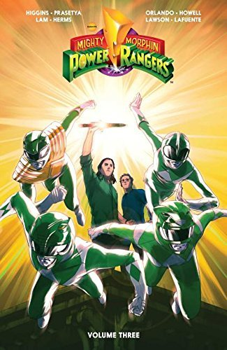 'Mighty Morphin Power Rangers' Vol. 3 takes the franchise to new heights