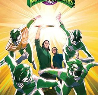BOOM! Studios is on a hot streak with Mighty Morphin Power Rangers. If you haven't read anything before issue nine have no fear, one of the most interesting stories in Power Rangers history starts here in Mighty Morphin Power Rangers Vol. 3.