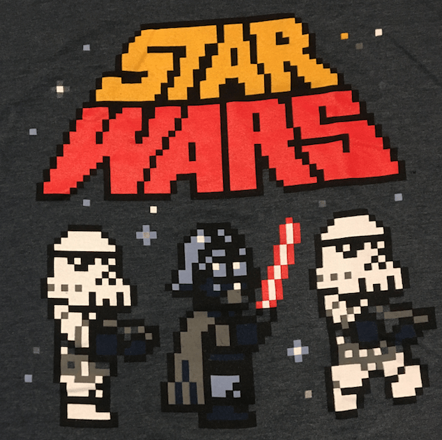 What's your favorite piece of geek clothing?