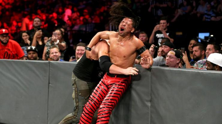WWE Battleground: Following DQ win against Corbin, Shinsuke Nakamura is just another guy