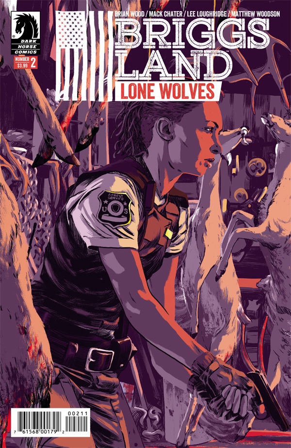 Briggs Land: Lone Wolves #2 Review
