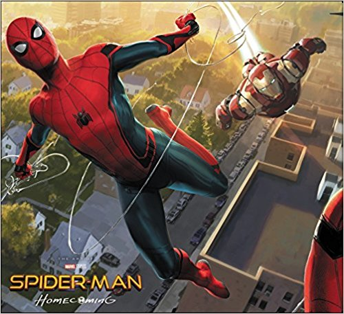 New and bold: 'Spider-Man: Homecoming - The Art of the Movie' review