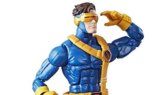 Toy Watch: Marvel Legends Cyclops (X-Men: Warlock Series)