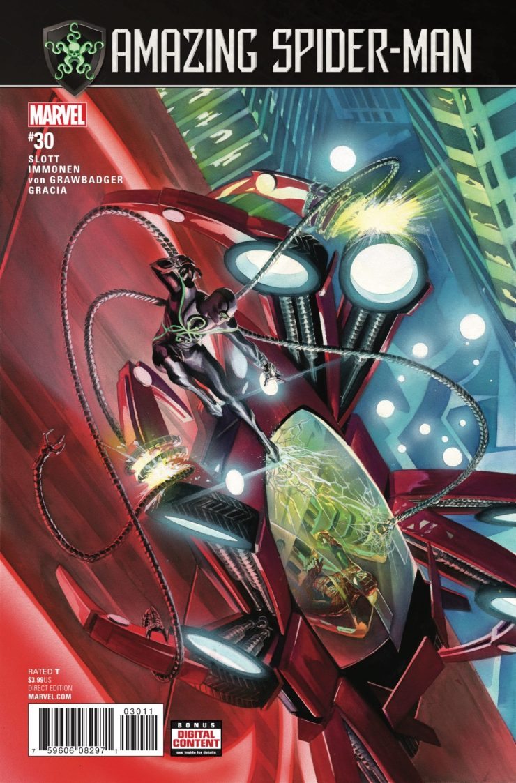 Marvel Preview: Amazing Spider-Man #30